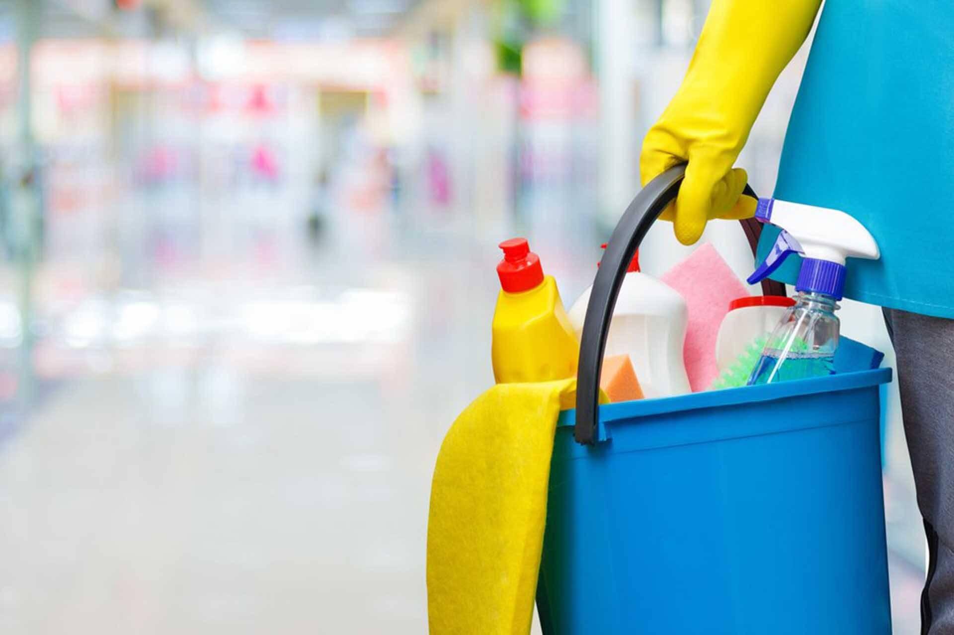 tīrīsšanas pakalpojumi